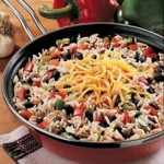 Recipe for Black Beans and Rice
