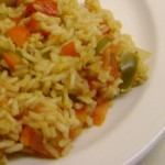 Recipe for Salsa Rice