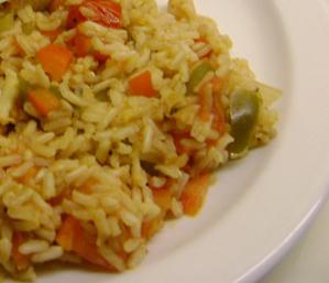 Recipe for Salsa Rice
