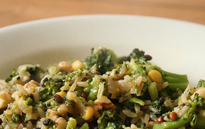 Recipe for Zesty Wild Rice