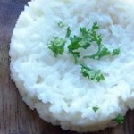 Recipe for Rice with Coconut