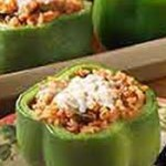 Recipe for Rice Stuffed Peppers
