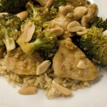 Chicken and Broccoli with Brown Rice Recipe