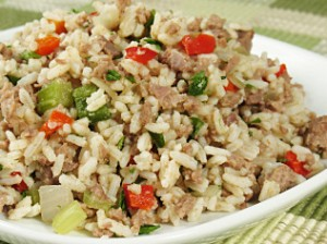 Dirty Rice Recipe