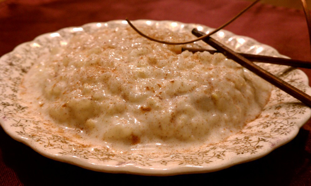Rice Pudding by Laura LaVigne
