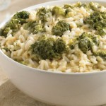 Rice and Broccoli Casserole