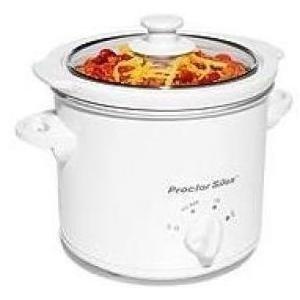 Proctor Silex 33015 1-1/2-Quart Round Slow Cooker