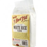 Bob's Red Mill Rice Flour White, 24-Ounce (Pack of 4)