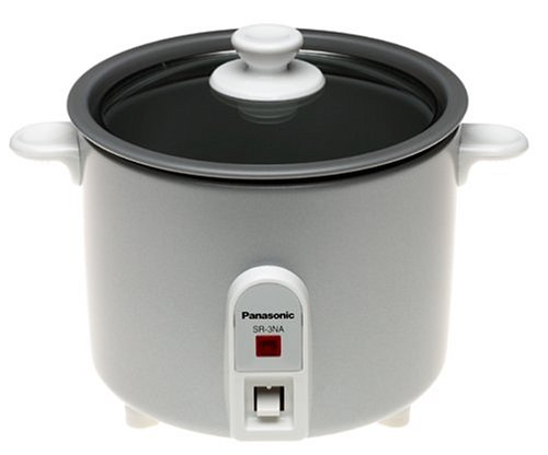 panasonic sr 3na 1 1 2 cup uncooked rice cooker rh recipesforrice com Panasonic Remote Control Manual Panasonic Electric Rice Cooker
