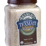 RiceSelect Organic Texmati White Rice, 36-Ounce Jars (Pack of 4)